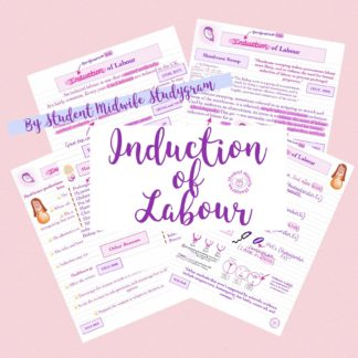 Induction of Labour Studynotes