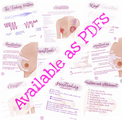 Breastfeeding PDF Bundle 2
