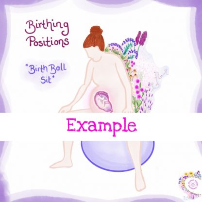 Birthing Positions Example