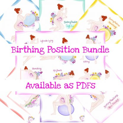 Birthing Positions Bundle