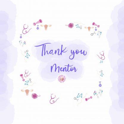 Thank You Mentor
