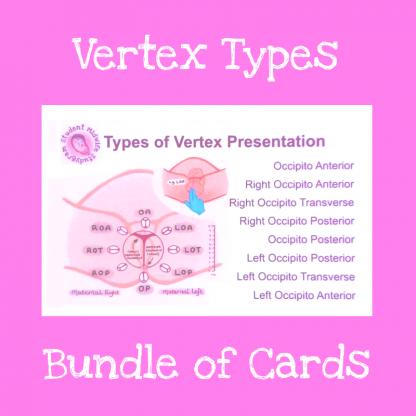 Bundle of Vertex Presentation Types