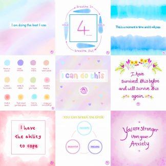 Anxiety Flashcards