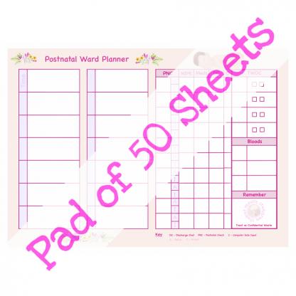Postnatal Planner