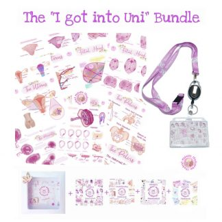 The I Got Into Uni Bundle